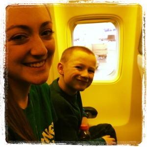 On the plane bound for Cali!