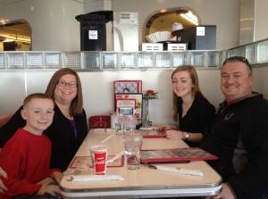Ruby's Diner Oceanside