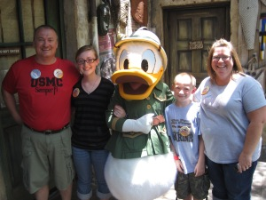 045 with Donald