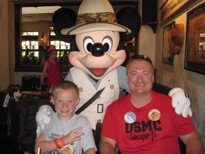 059a boys with Mickey