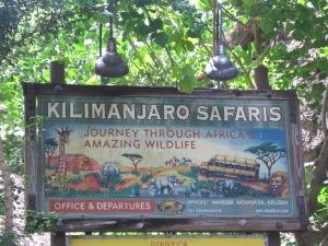 068 Kilimanjaro Safari