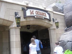012 Le Cellier entrance