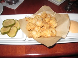 023 fried rock shrimp