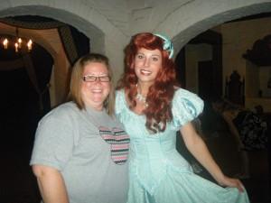 029 Mama and Ariel