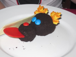 038 chocolate moose